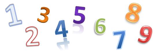 liczby do bloga